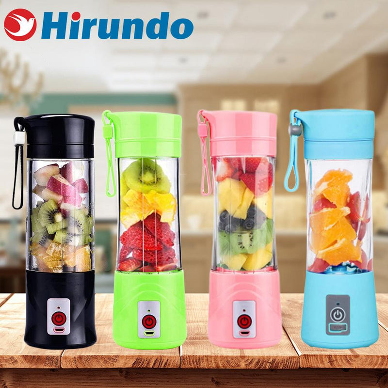 Hirundo Portable USB Electric Juicer