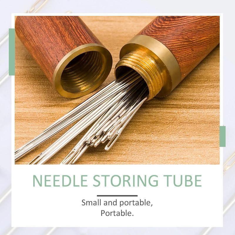 Hilifebox™ Self-threading Needles