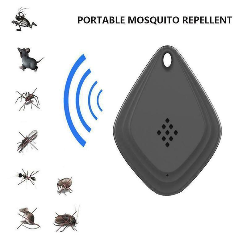 Hilifebox™ Ultrasonic Flea & Tick Repeller