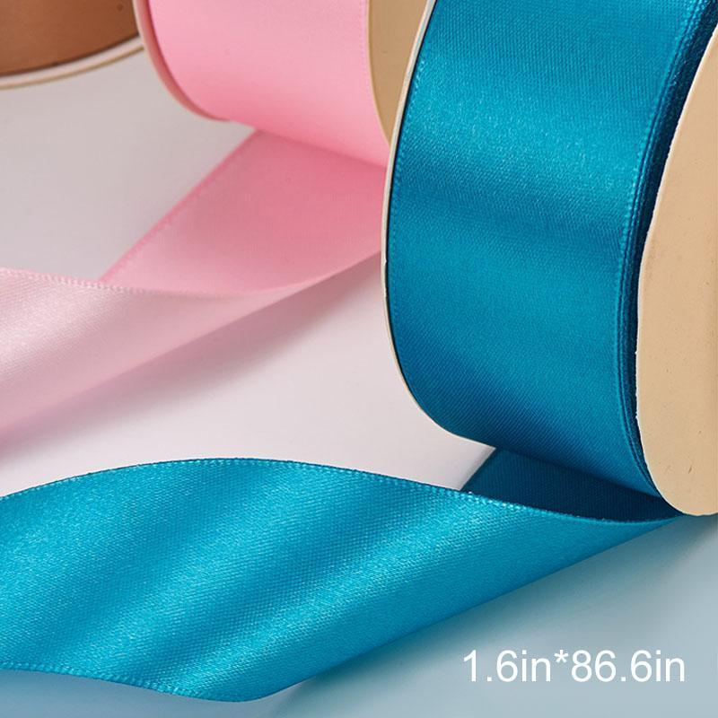 DIY Decoration Satin Ribbon Roll