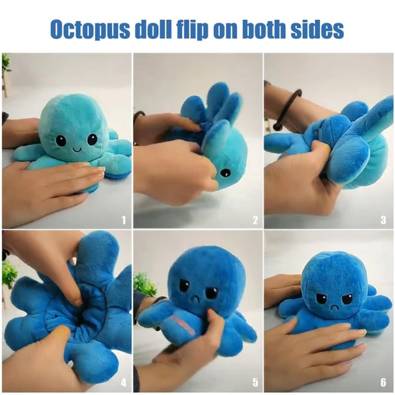 Flippy The Octopus
