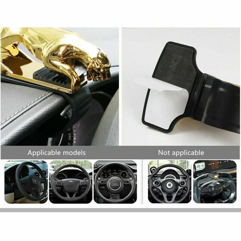 360° Rotating Car Leopard Phone Clip Holder
