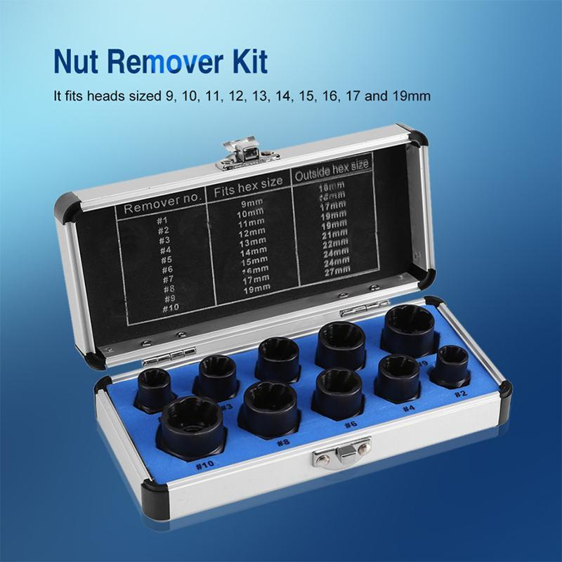 Hilifebox™ Nut Removal Kit (Short / Long)