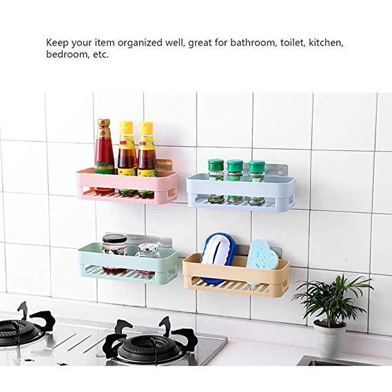 Hilifebox™ Bathroom Wall Corner Shelf