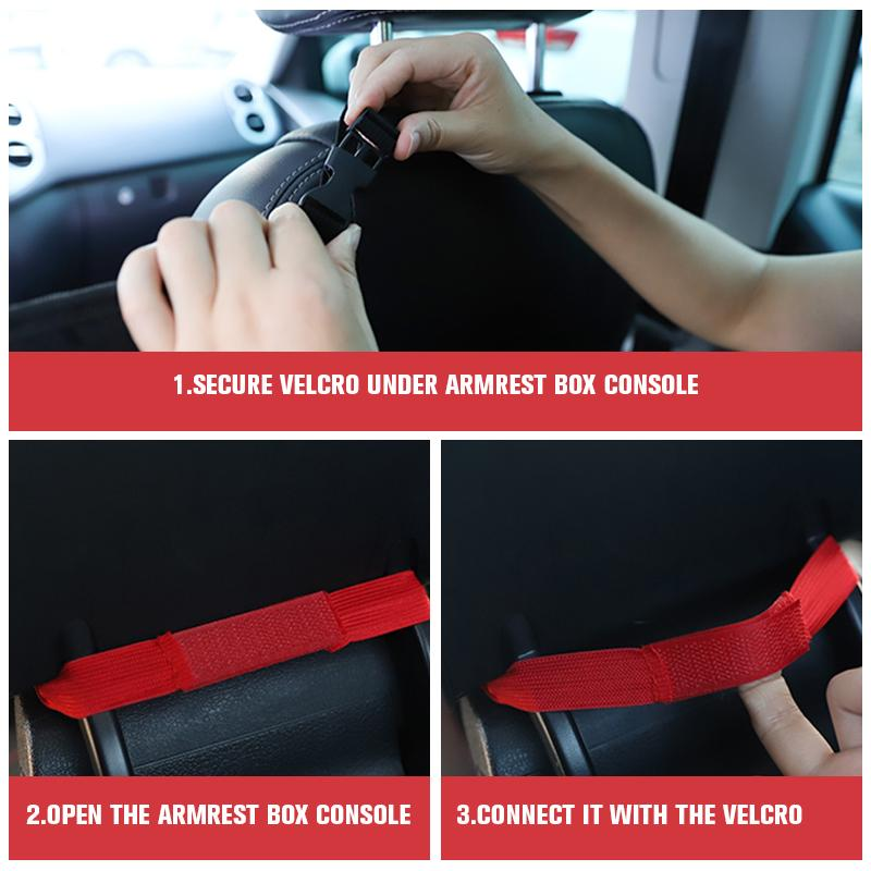 Car Portable Bag Holder