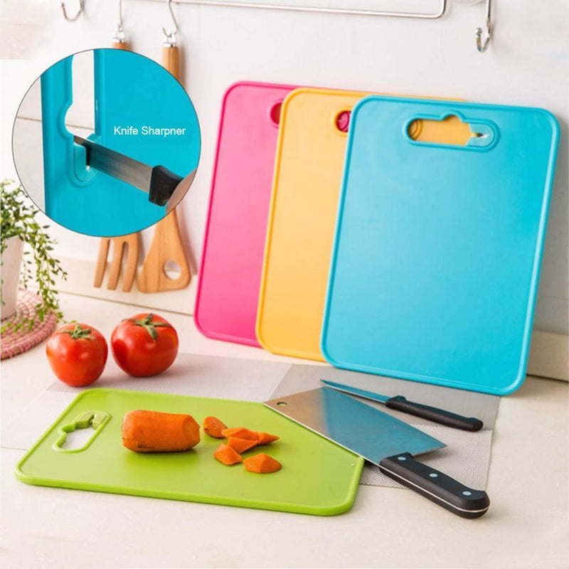 Plastic Chopping Board