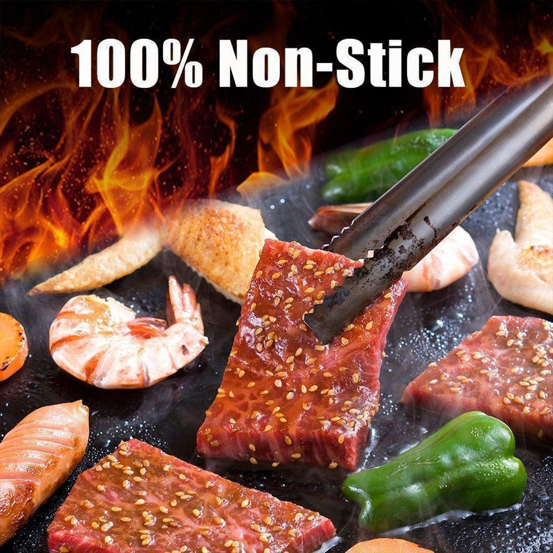 Hilifebox™ Non-stick BBQ Baking Mats, 4 pcs