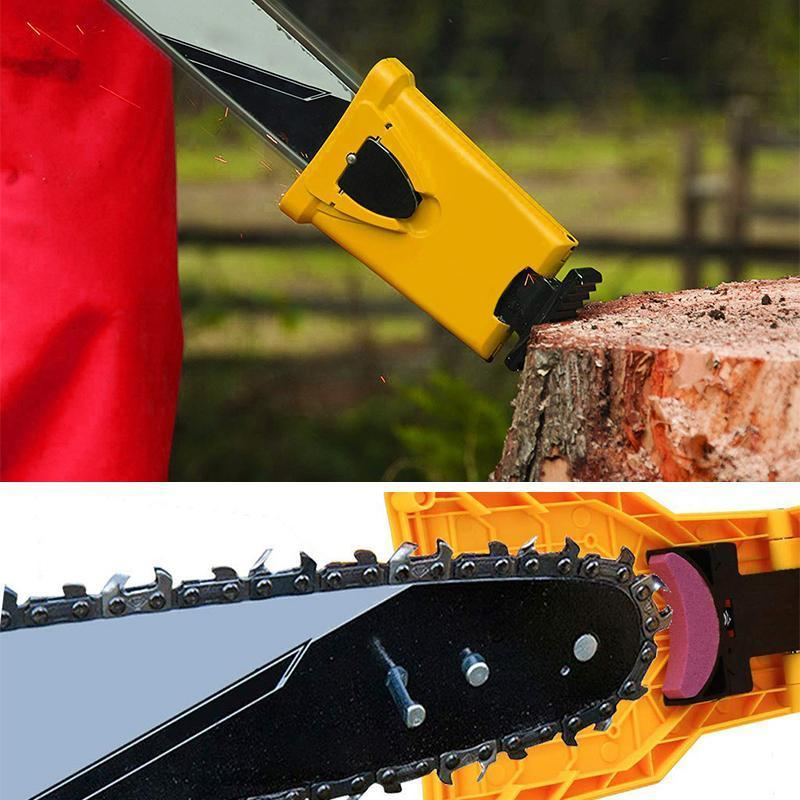 Hilifebox™ Chainsaw Sharpening Kit