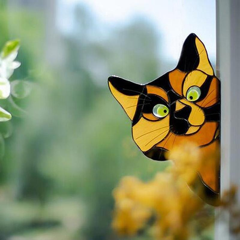 Funny Cat Decor
