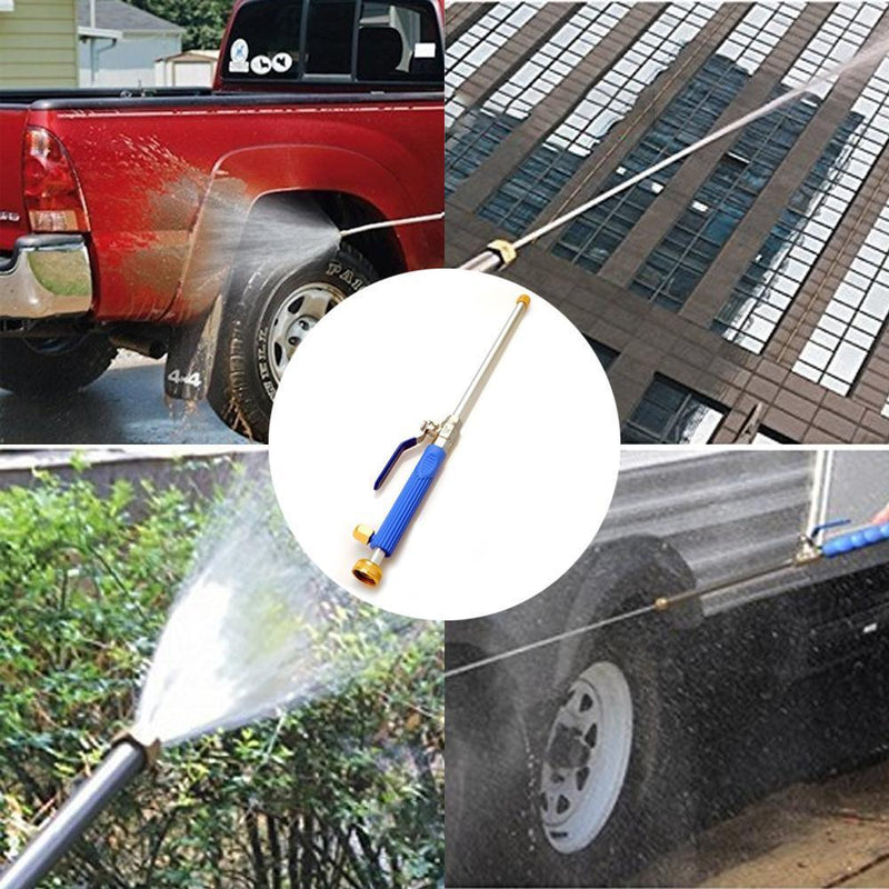 High Pressure Power Washer with Nozzle