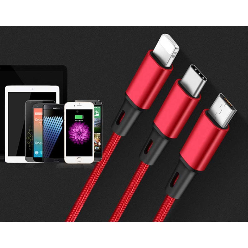 Hirundo 3-in-1 Charging Cables