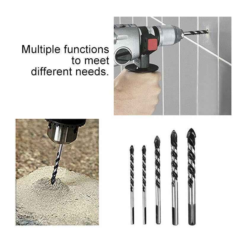 Multifunctional Drill Bits