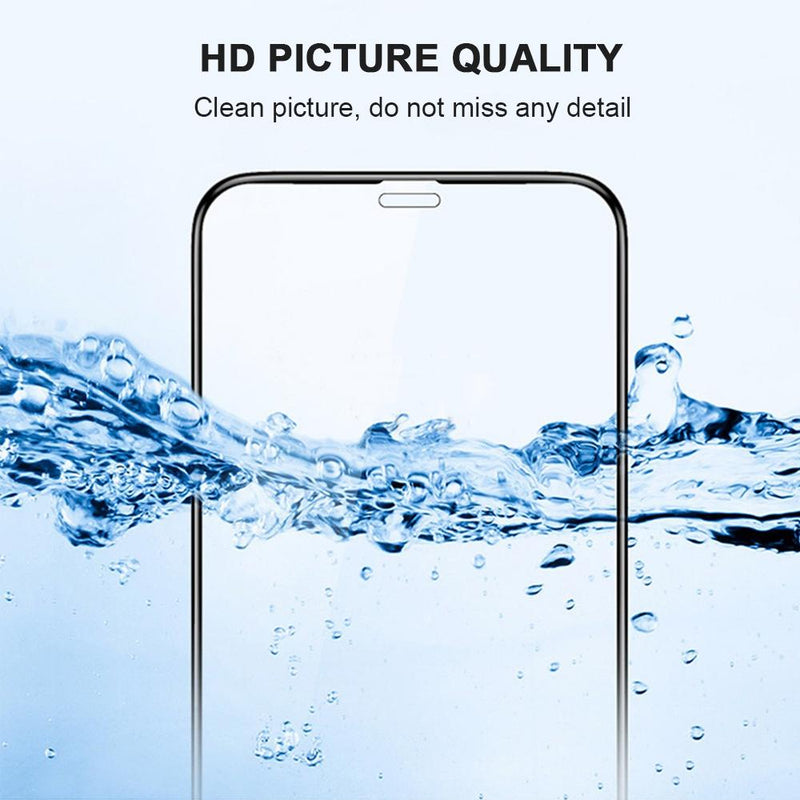 Hilifebox™ 9D Radiant Protective Tempered Glass