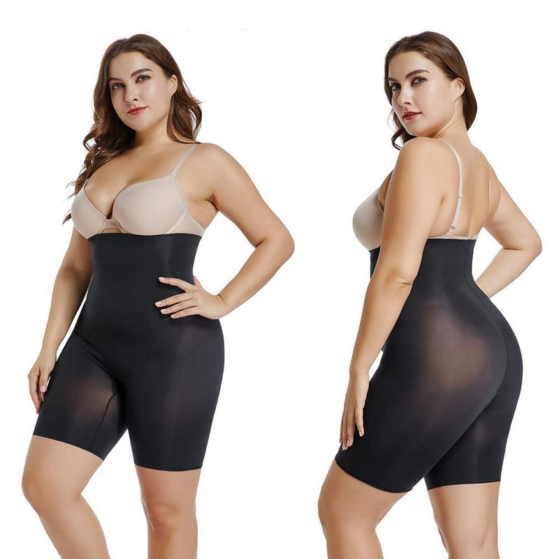 Hilifebox™  All Day High-Waisted Shaper Shorts