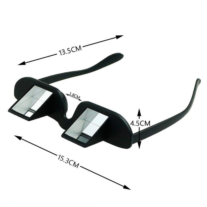 Bed Prism Glasses Lazy Horizontal Glasses Angle Glasses