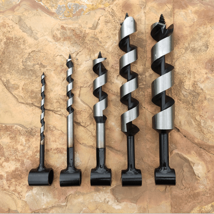 EZFire Multipurpose Manual Survival Drill Bit