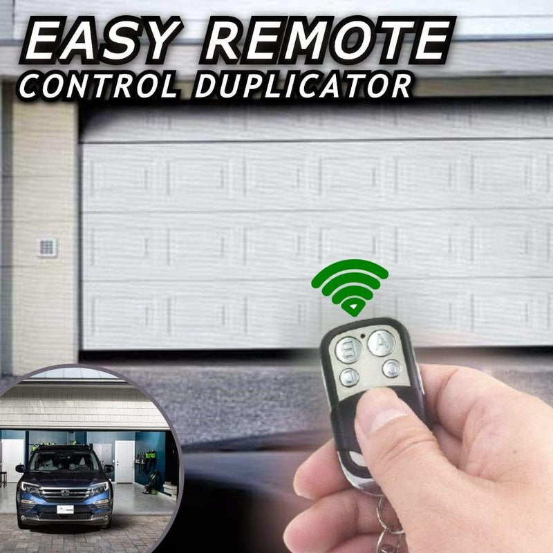 Easy Remote Control Duplicator