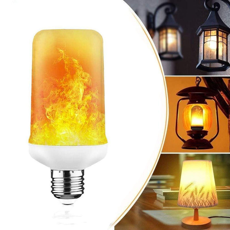 Hilifebox™ LED Flame Light Bulb with Gravity Sensor
