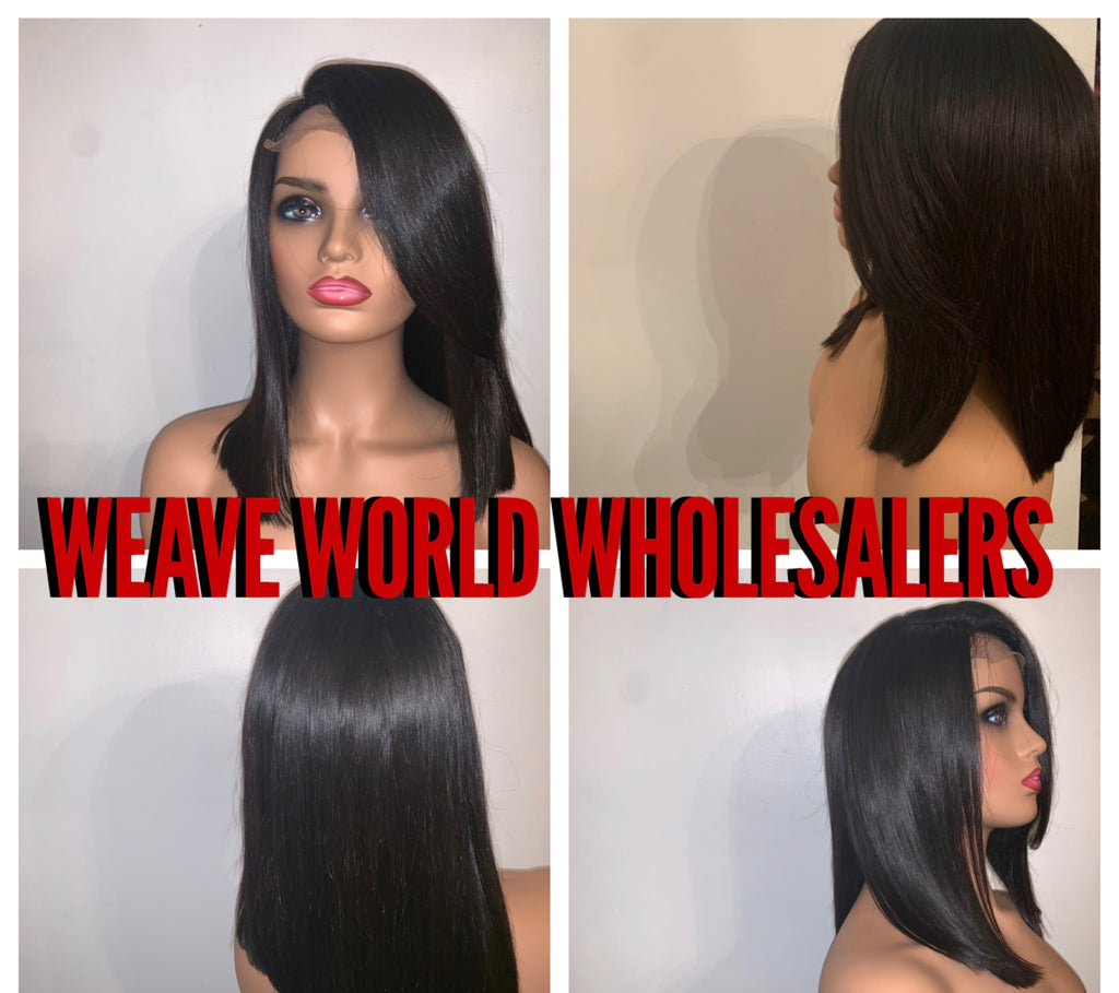 Straight ''N'' Wave LACE CLOSURE WIG