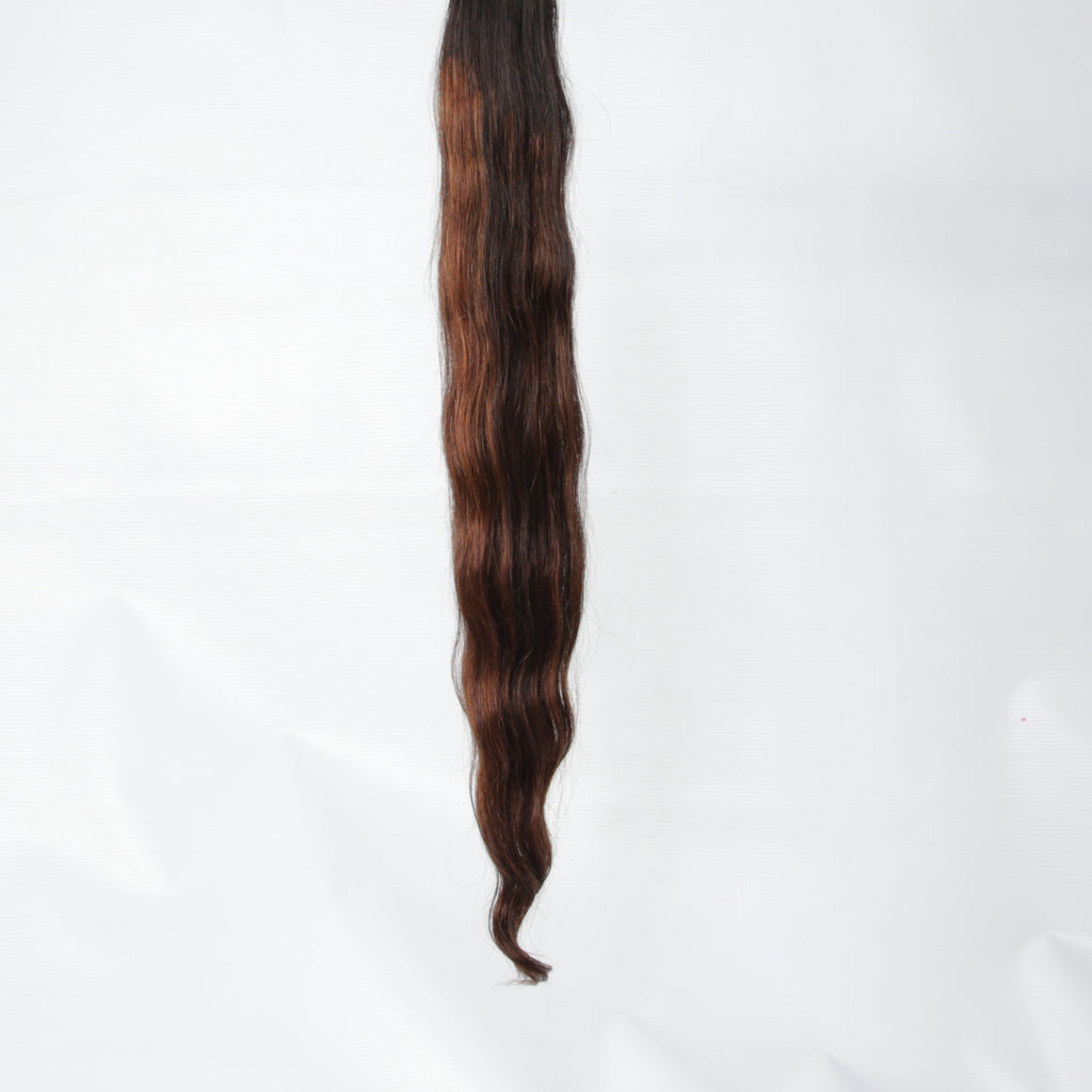 Colored Virgin Hair
