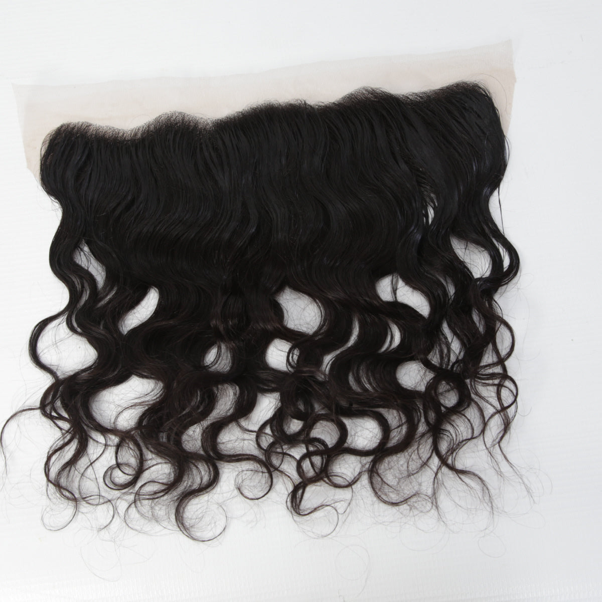 Indian Wavy Virgin Lace Frontal