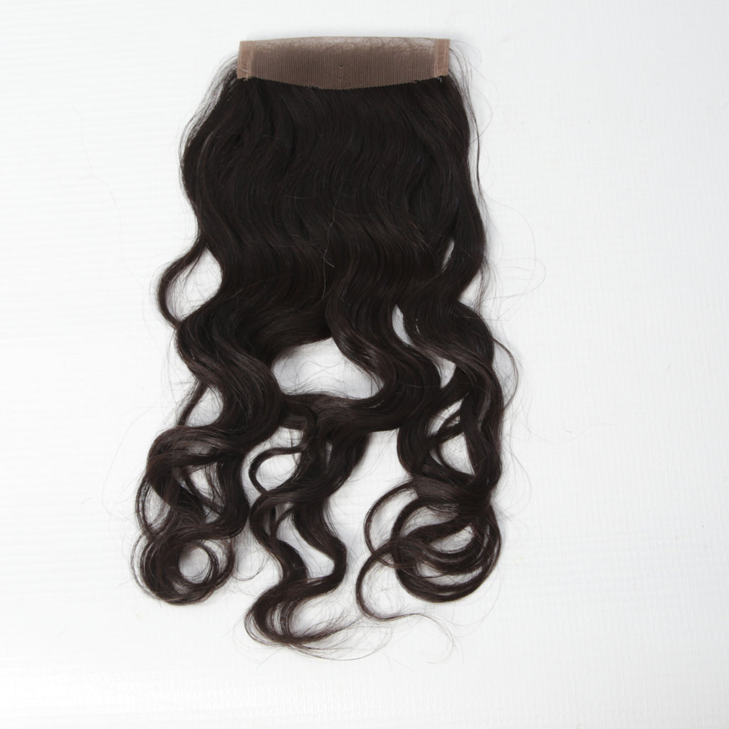 Indian Wavy Virgin Lace Closure