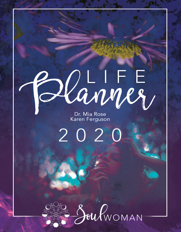 Soulwoman Life Planner for 2020