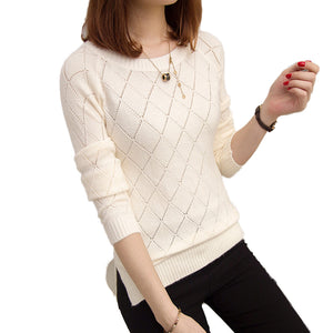 O-Neck Patterned Jumper