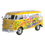 1:24 Volkswagen - Delivery Van - Flower Power 2