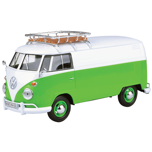 1:24 Volkswagen - Delivery Van with Roof Rack