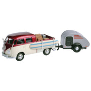 1:24 Volkswagen Trailer Set