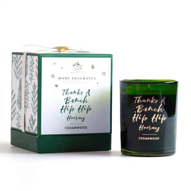 Starry Christmas - 190g Candle