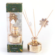 Night Before Christmas 80ml Diffuser with Wooden and Clay Deco Reeds