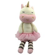"10.5"" Sitting Knitted Plush"