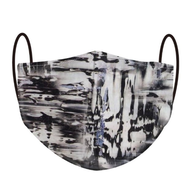 I Love Patterned 3D Mask - Splash Me