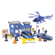 20PCS Police Play-set