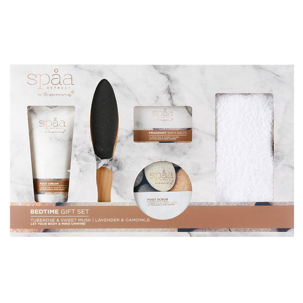 Superdrug Spaa Retreat- FOOT SAVIOUR COLLECTION