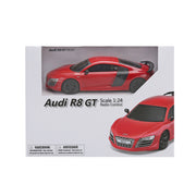 1:24 R/C Car with License
