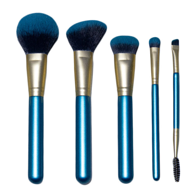 5pcs Brush Set in Pouch