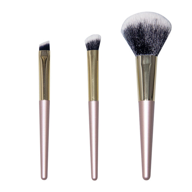 Studio Travel Size Brush Set with Pouch