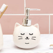 Ceramic Liquid Soap Dispenser