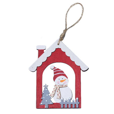 House Wooden Hanging
