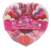 Heart Shape Craft Party Platter