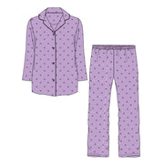 Ladies Flannel Pajama