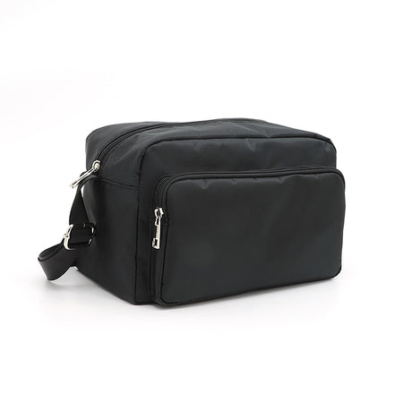 Shoulder Bag With 1 Front Pocket