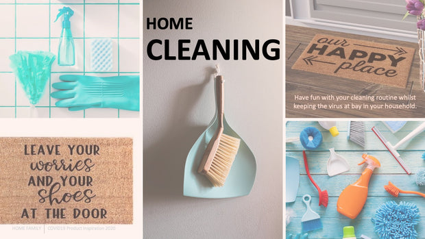 Slide 19: Home Cleaning