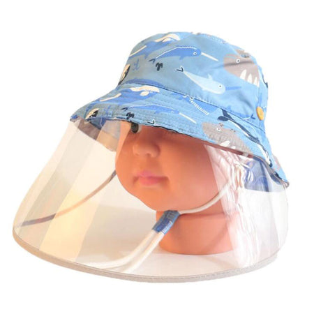 Toddler Protection Bucket Hat