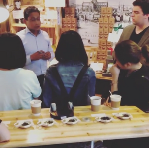 Tea Tasting Experience- Date: Time: