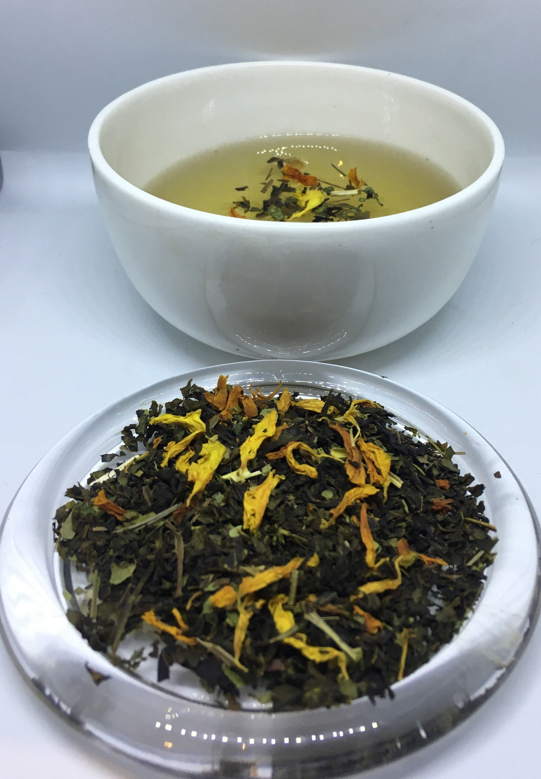 Lemon Grass Marigold Tea