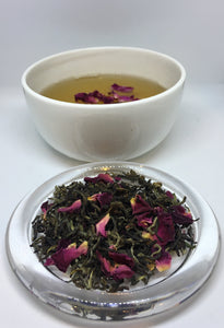 Mint Tea  with Rose